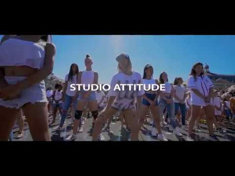 Flash Mob 2017 | Miroir d'eau | Studio Attitude