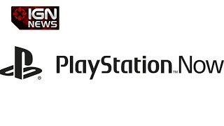 Ign News - Sony Reveals Streaming Service: Playstation Now