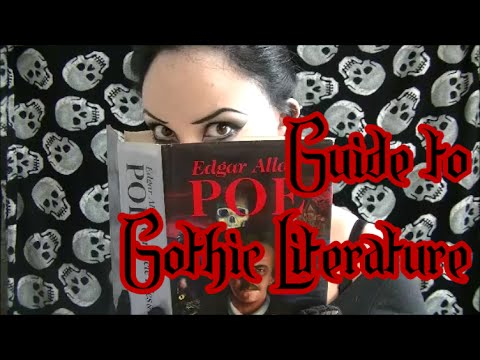 A Goth's Guide to Gothic Literature
