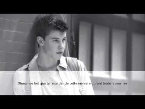 Imagine, fact français shawn mendes - YouTube