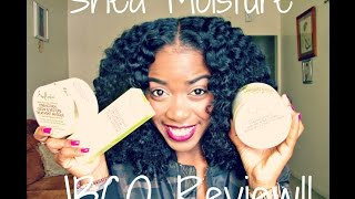 Natural Hair - Shea Moisture JBCO Review