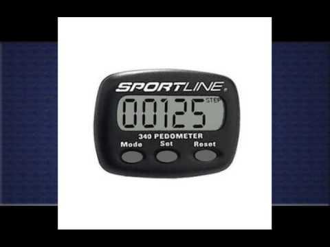 Sportline 340 Pedometer