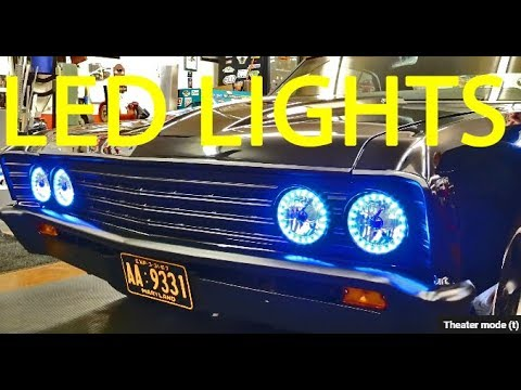 Redline LumTronix 1967 Chevelle LED Headlights