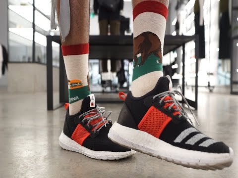 INFILTRATING A SNEAKER STORE (LIVESTOCK X ADIDAS PURE BOOST