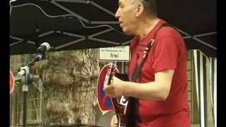 2011 - Hans Reffert Band - Brother John - Live at the Oststadtfest Mannheim.avi