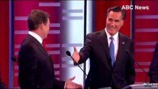 Mitt Romney offers Rick Perry $10,000 bet in latest Republican presidential debate