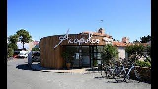 Visite  2018 Camping 5 étoiles Acapulco  , Vendée , Saint Jean de Monts