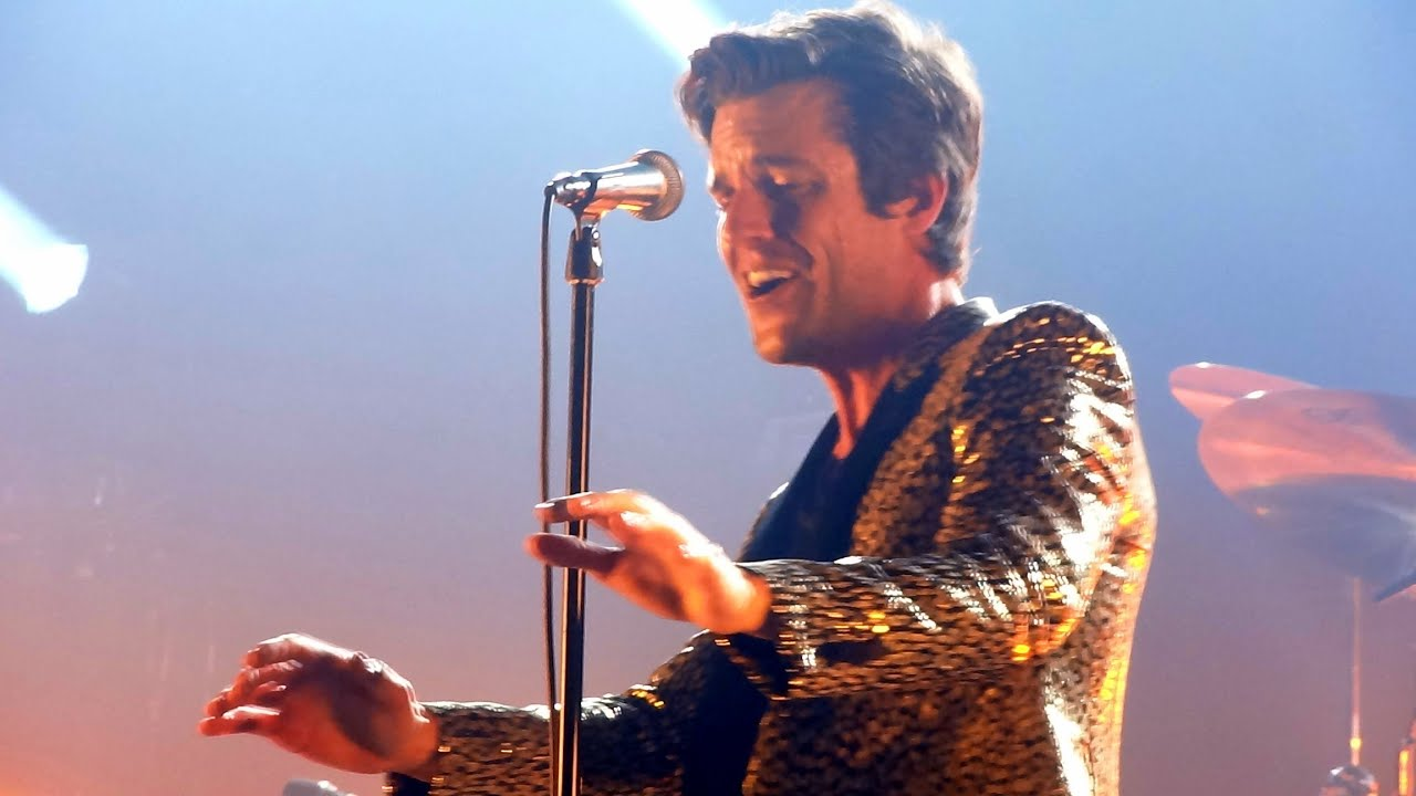 Brandon Flowers SIMPLY IRRESISTIBLE Cover Webster Hall NYC 3 24 15 Y