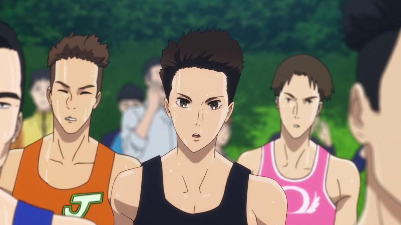 Run with the Wind (Kaze ga Tsuyoku Fuiteiru) [AMV] | Best Anime ...