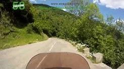 Haute-Garonne à moto. Le Col de Portet d' Aspet. Street58