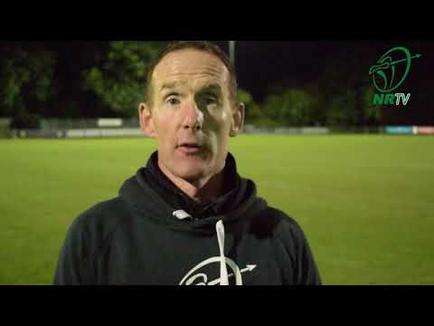 NRTV: Ian Costello post-match interview - Yorkshire Carnegie (H) - 8/9/17