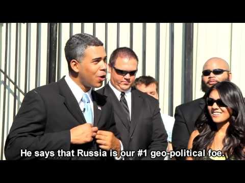 Baracka Flacka Flames 2012 Presidential Debate Rap Battles (ROUND 2)