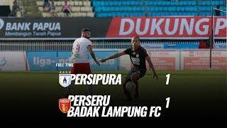 Download Video [Pekan 8] Cuplikan Pertandingan Persipura vs Perseru Badak Lampung FC, 10 Juli 2019 MP3 3GP MP4
