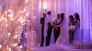 Cantor Norman Cohen Falah - Jewish Wedding Ceremony at West Diplomat, Miami
