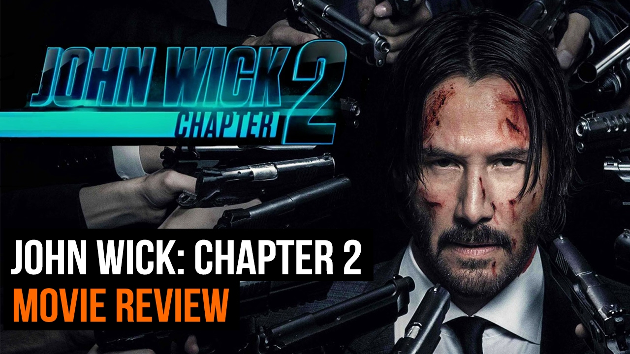 John Wick Chapter 2 Movie Review - YouTube