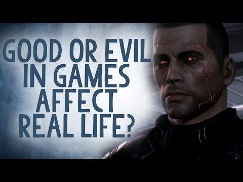 [Проверка реальности] Влияет ли выбор стороны добра или зла в играх на реальную жизнь?