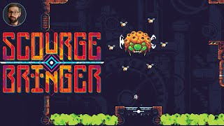 ScourgeBringer Review   Fastest roguelike on Steam (Video Game Video Review)