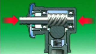 Rack and pinion steering theory video