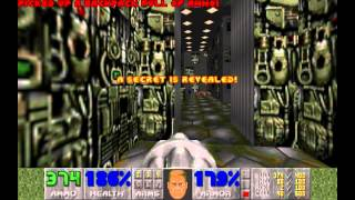 Let's Play Ultimate Doom E1M2 Nuclear Plant