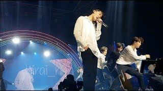 Got7 - beggin on my knees fancam (mostly just youngjae focused lol) eyes you in paris