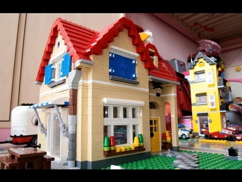 LEGO Creator 6754 Family Home Review