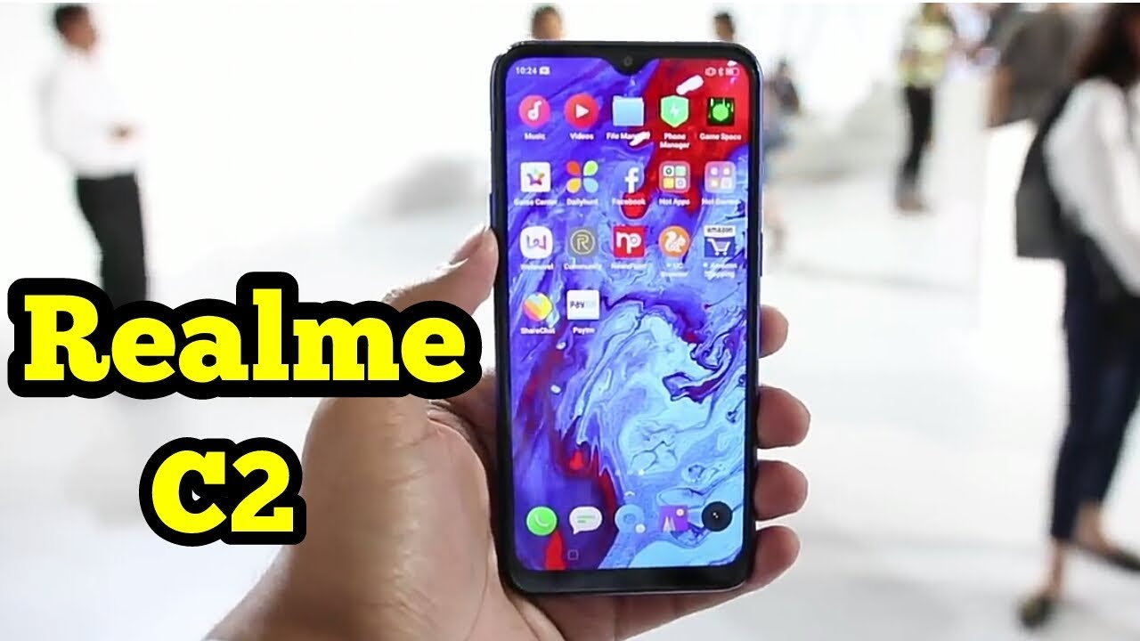 Realme C2 Review in Bangla | Technological knowledge