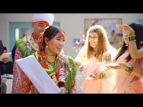 Lacchima & Arjun | Nepali Wedding Highlights ( UK ) | Full Circle - MAYA Mero Maya