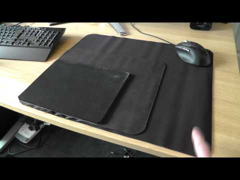 SteelSeries QcK+ Mouse pad Review