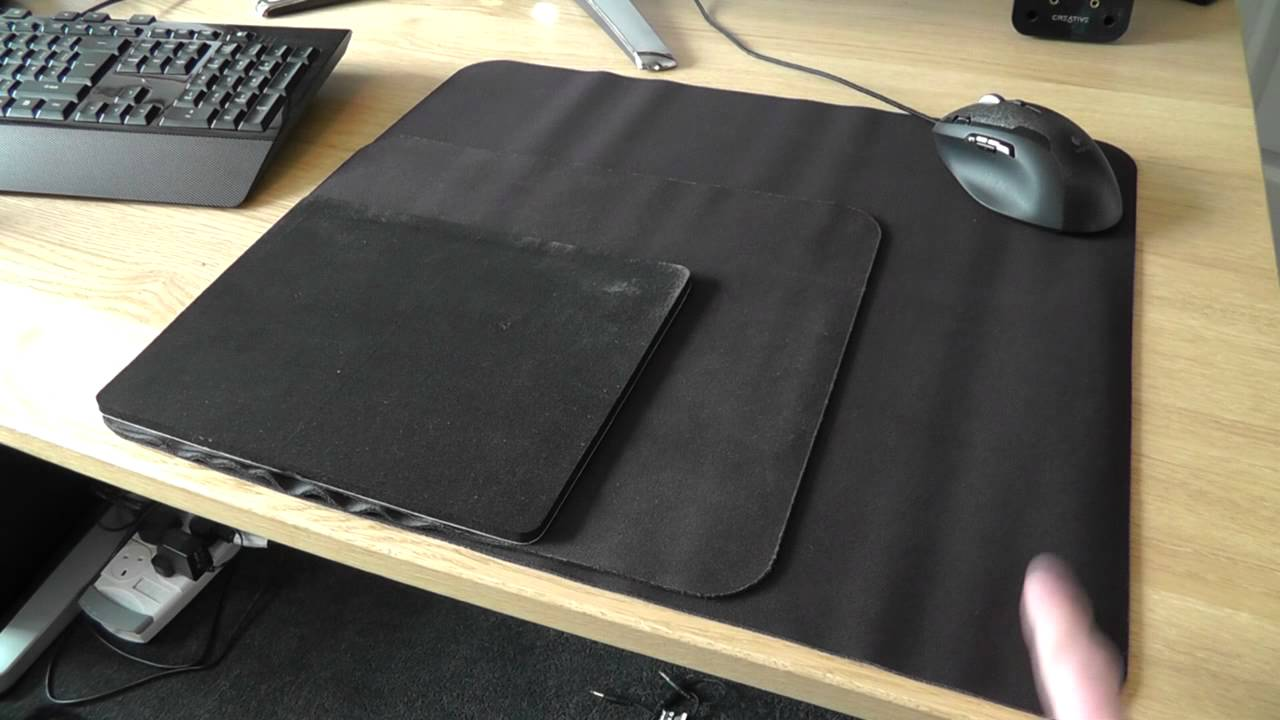 gaming mouse pad vs regular