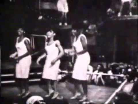 """Music Video - """"Da Do Run Run"""" - The Crystals - 1963"""