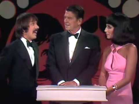 Sonny & Cher Comedy Hour #8 with Governor Ronald Reagan