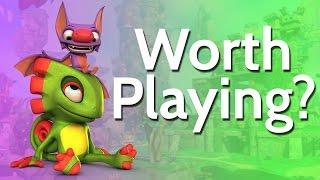 Is Yooka Laylee Worth Playing?