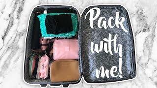 Vlog:Πως φτιάχνω τη βαλίτσα μου - αγορές - Giveaway | Marinelli