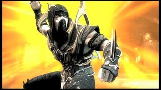Injustice Gods Among Us | Scorpion DLC Character Trailer [EN + DE Untertitel] | (2013) | HD