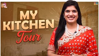 My Kitchen Tour  || Deepti Nallamothu || Deepti's Diary