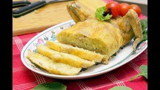 Очень Сытное Блюдо Еврейской Кухни. Куриная Шея. #курицанаужин #ИзКурицы #обед  Домашний ресторан®