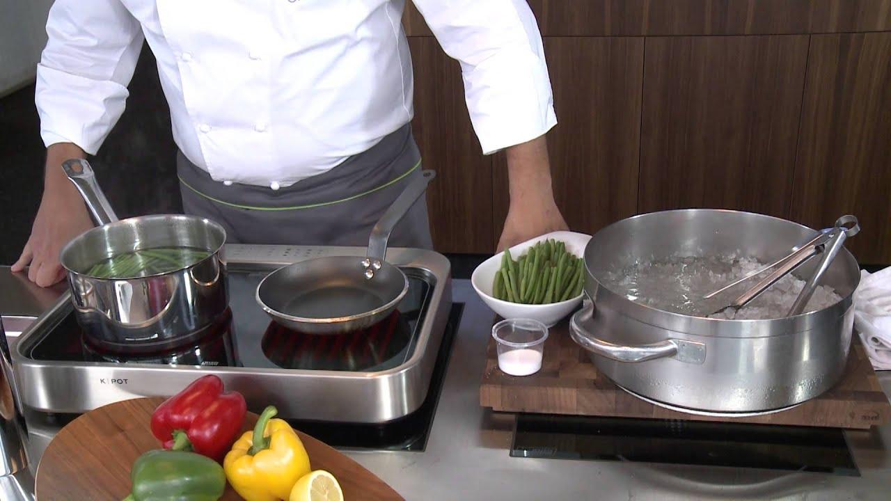Comment cuire un l gume vert youtube - Comment cuisiner un choux vert ...