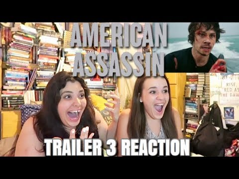 Thumbnail: AMERICAN ASSASSIN TRAILER 3 REACTION