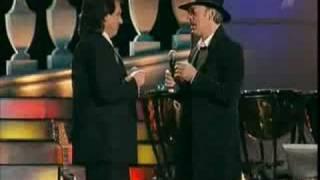 Михаил Боярский и Тото Кутуньо, песня