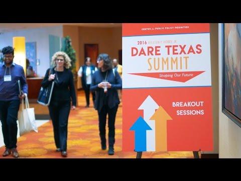 2016 Dare Texas Summit