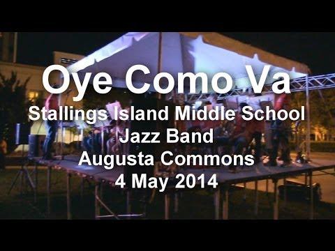 Oye Como Va (Stallings Island Middle School Jazz Band)