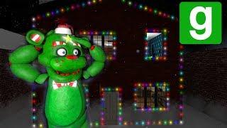 HOME ALONE?! | (Christmas) Gmod Hide And Seek W/ Festive Bud The SnowBunny
