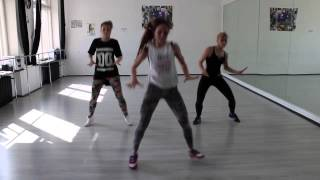 Fifth Harmony feat. Kid Ink - Worth It choreography Yana Sidortsova | 3D 4 | DNK