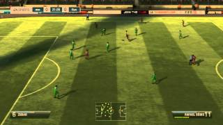 """""""Don't Stop""""-FIFA 13 Skill and Longshot Goals Ultimate Team Montage Edit - HD"""
