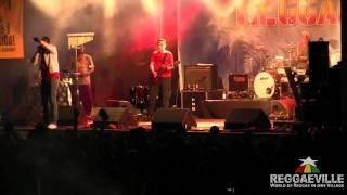 Mega Banton @Reggae Jam 8/3/2012