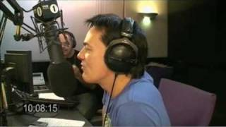 Moyles - Jo Whiley is late (Web Streaming Wed 01 Jul 10:02-10:12)