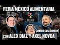 MÉXICO ALIMENTARIA FT. ALEX DÍAS Y AXEL NOVOA - ÑAMÑAM (Episodio 39)