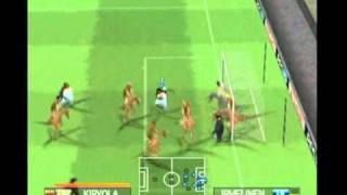 Pro Evolution Soccer 2008: Penguins vs. Dinosaurs (PS2)