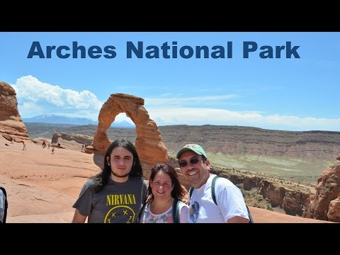 Arches National Park (Four Corners Day 2) | Traveling Robert
