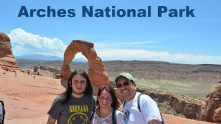Arches National Park (Four Corners Day 2)